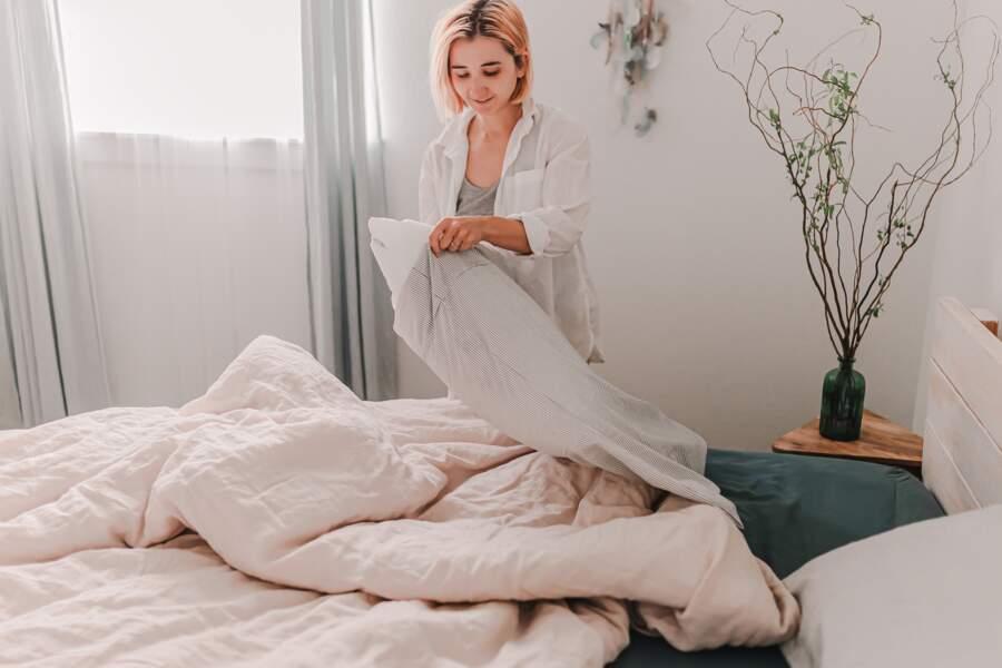 Découvrez pourquoi vous devez absolument changer votre taie d'oreiller