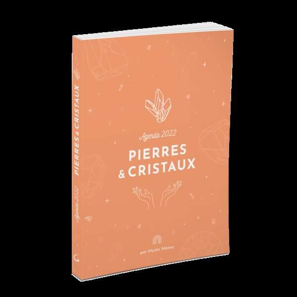 Agenda 2022 Pierres & cristaux de Mystic Mama