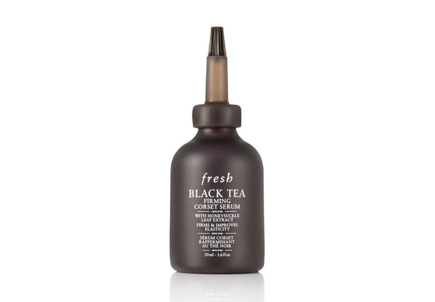 Le black tea firming corset serum Fresh