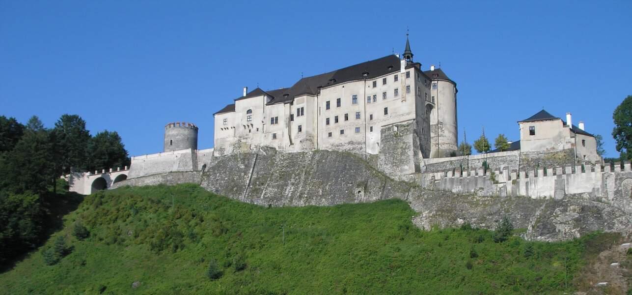 Le château de Ceský Sternberk