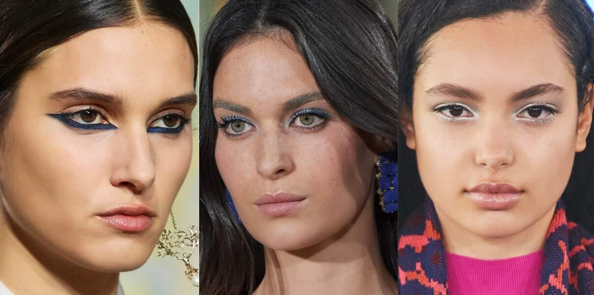 Les tendances maquillage de l'automne-hiver 2021 2022