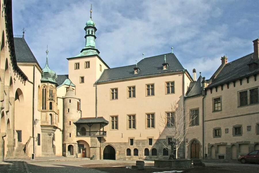La Cour italienne de Kutná Hora