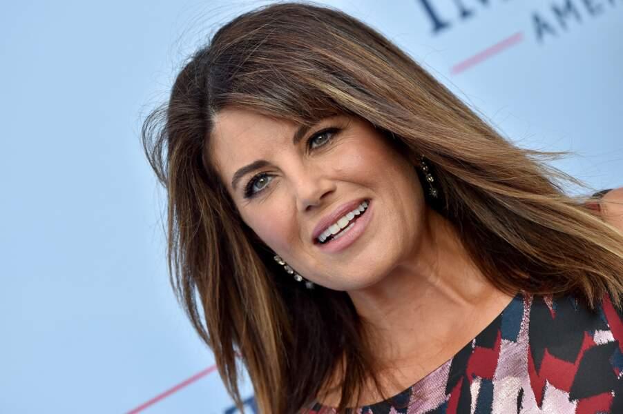 Monica Lewinsky : plus de vingt ans après le scandale, elle s'affiche resplendissante