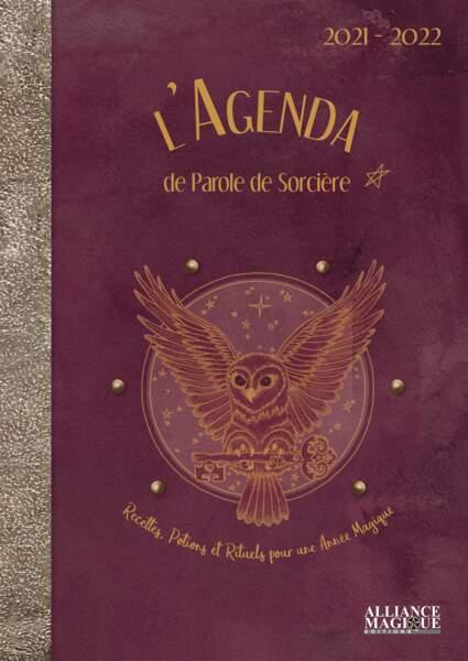 Agenda de parole de sorcière