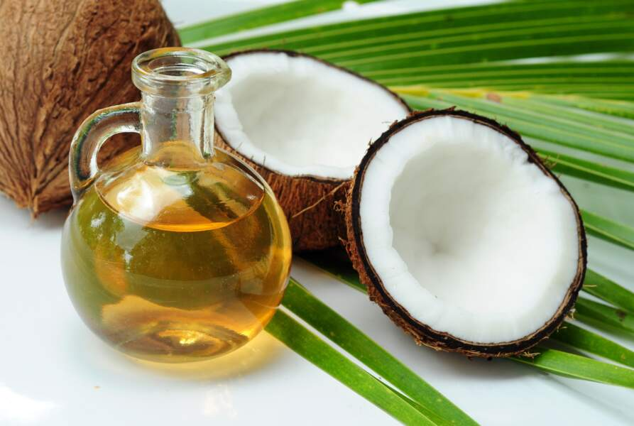 Vous privilégiez l'huile de coco