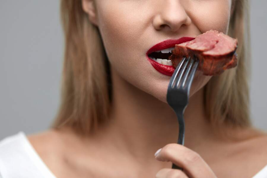 Vous mangez de la viande midi et soir
