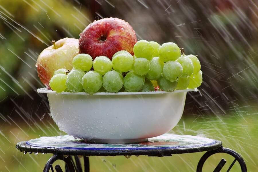 7 recettes sucrées ou salées avec du raisin