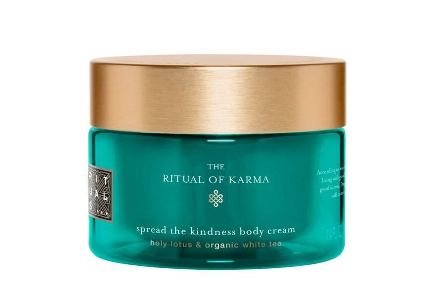La crème corps the ritual of karma Rituals