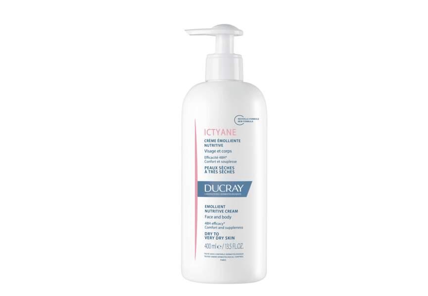 Le lait hydratant corps ictyane Ducray