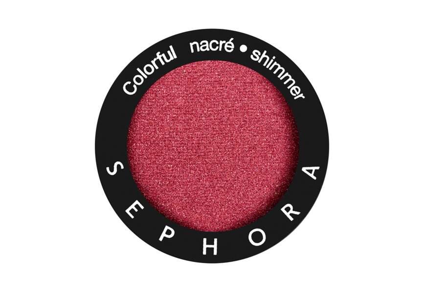 Le fard à paupières colorful Sephora