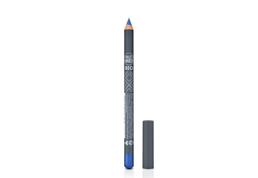 Le crayon bleu roi Charlotte make up bio