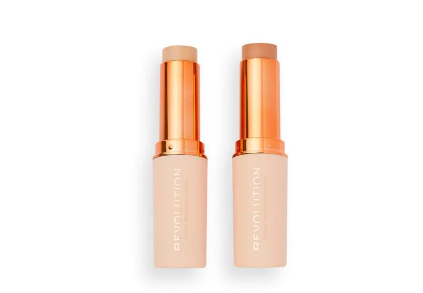 Le fast base contour set light Makeup Revolution