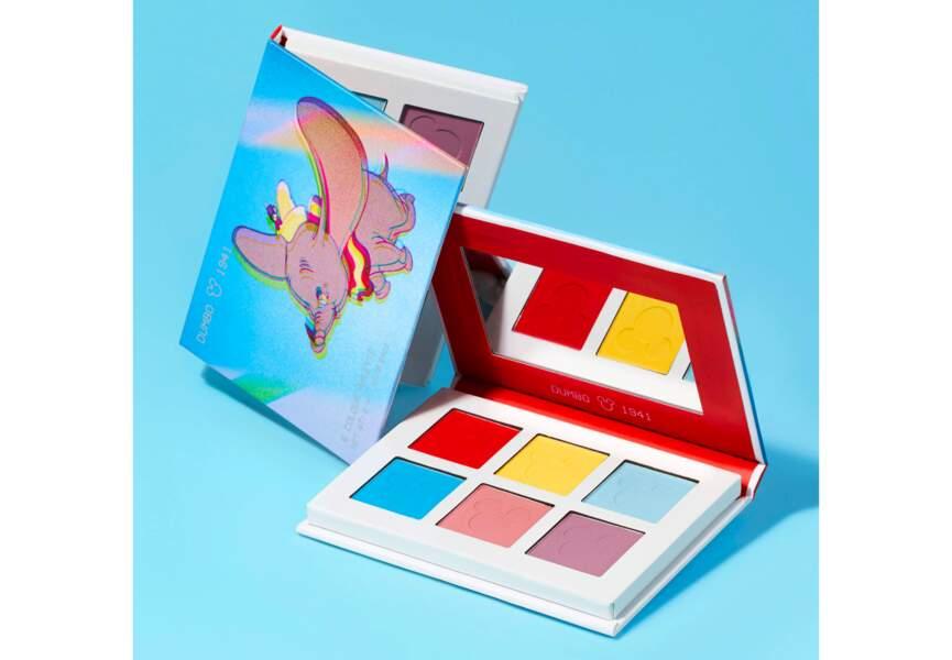 La mini palette dumbo Beauty Bay