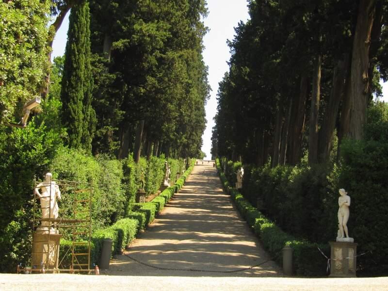 Le jardin de Boboli