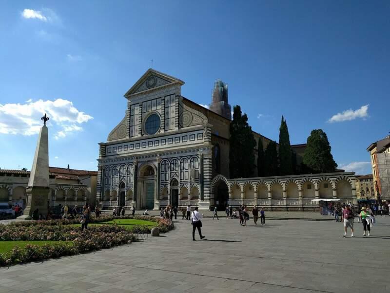 La basilique Santa Maria Novellac