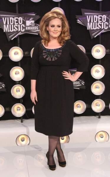 Adele en 2011