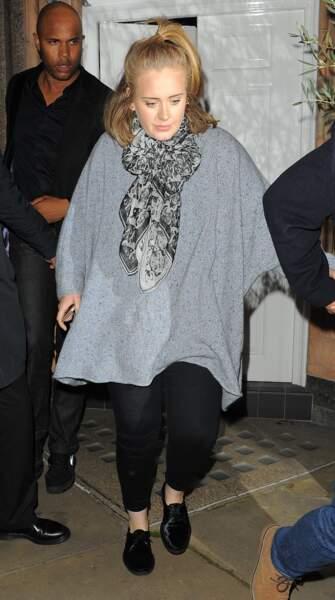 Adele en 2014