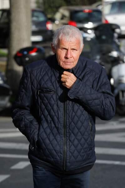 Patrick Poivre d'Arvor a dit adieu à Etienne Mougeotte
