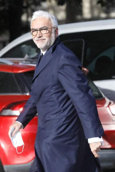 Pascal Praud a dit adieu à Etienne Mougeotte