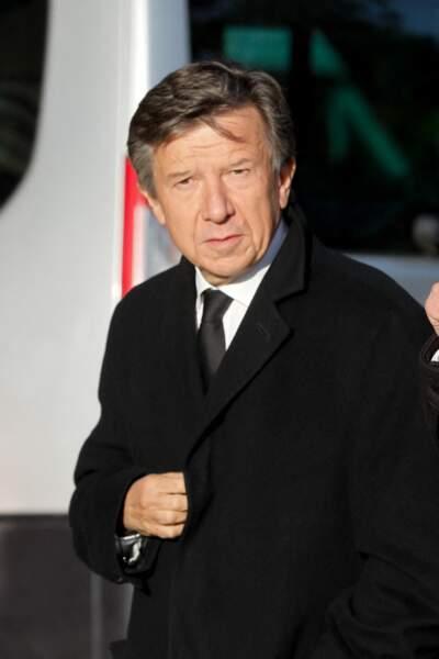 Gilles Pélisson a dit adieu à Etienne Mougeotte